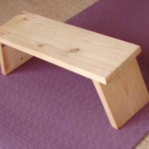 DIY : Banc de méditation pliable