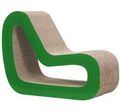 fauteuil carton design