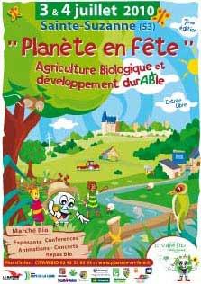 Planete en fete 2010