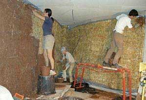 construction paille
