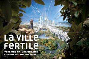 Exposition La ville fertile