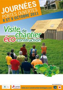 Journées portes ouvertes de l'éco-construction en Bretagne 2011