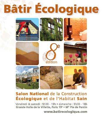 Salon Bâtir Ecologique 2011
