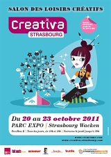 Salon Creativa Strasbourg 2011