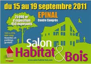 salon habitat bois 2011
