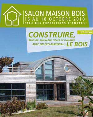 salon Maison Bois
