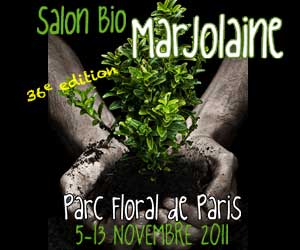 Salon Marjolaine 2011