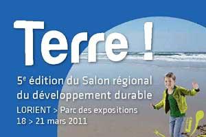 Salon Terre ! 2011