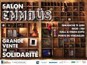 12eme salon Emmaüs - Paris 2011