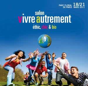 Salon Vivre autrement - 2011