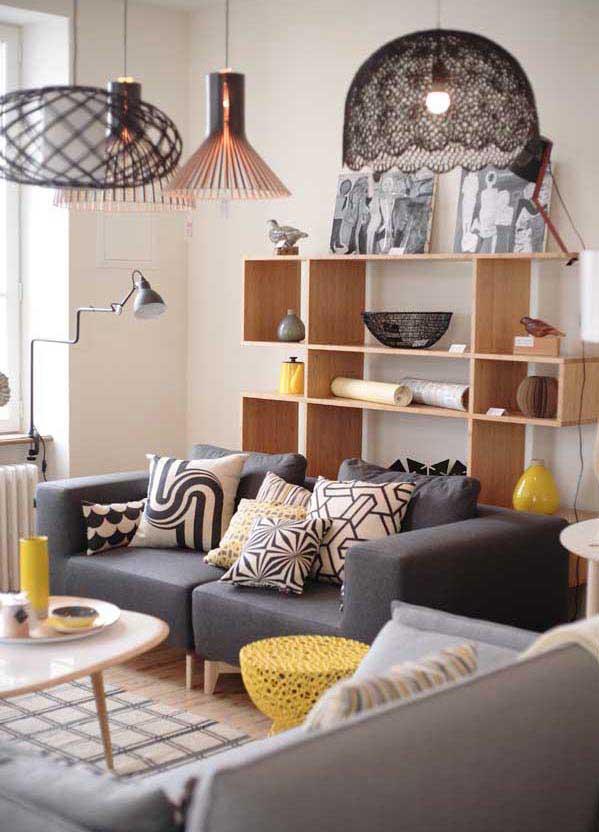 Finist re sud mobilier design esprit cabane idees creatives et ecologiques - Mobilier scandinave design ...
