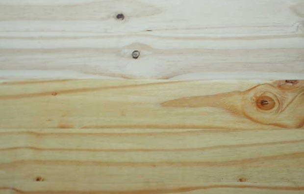 recette huiler le bois
