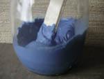 peinture lait detail