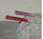 peinture lait teintes