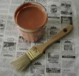 peinture pomme de terre pot