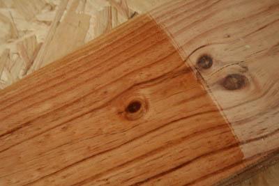 Vernis dammar transparent esprit cabane idees creatives et ecologiques - Vernis pour parquet bois ...
