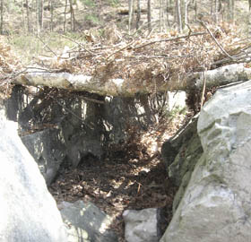 cabane tunnel