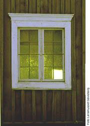 fenêtre style gustavien