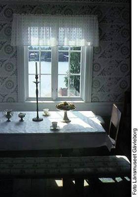le style gustavien esprit cabane idees creatives et ecologiques. Black Bedroom Furniture Sets. Home Design Ideas