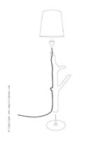 plan lampe arbre