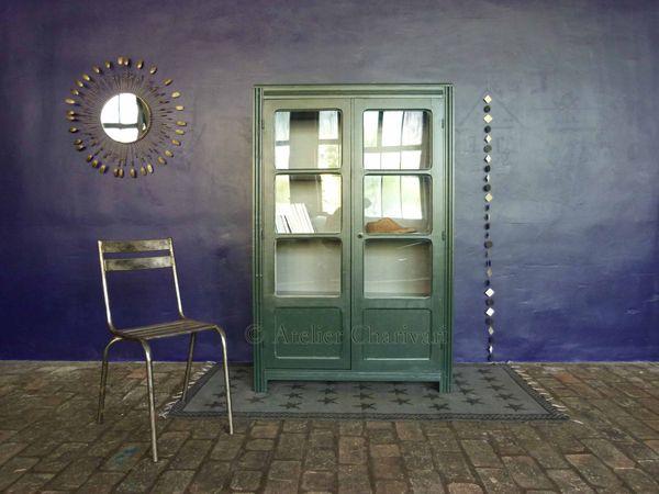 mur bleu nuit