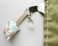 mousqueton sac