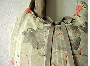 sac motif vache