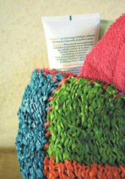 tricot sacs