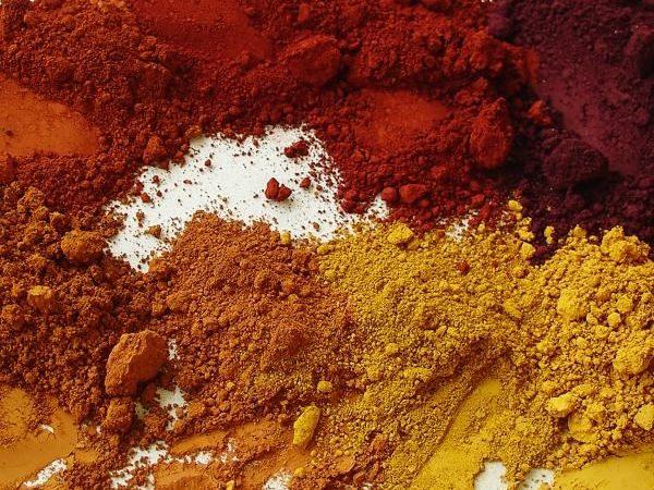 Où trouver des pigments naturels et des oxydes ?