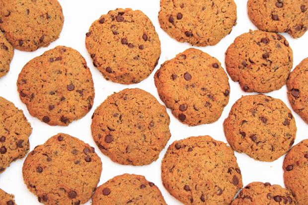 Recette : Cookies croustillants et anti-gaspi au chocolat