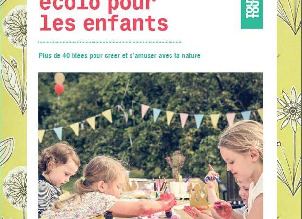 Livre : activités écolo pour les enfants