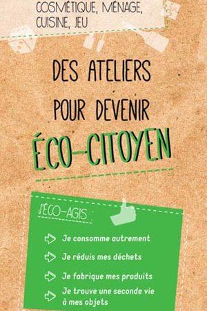 Finistère Sud : Ateliers éco-citoyens 2014