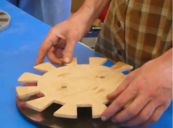 Apprendre  Construire Une olienne Domestique Esprit Cabane Idees