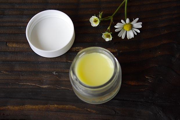 Recette : Le baume à lèvres réparateur au miel