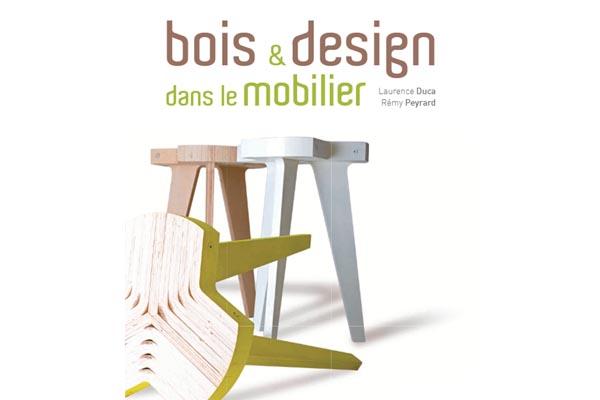Bois et design dans le mobilier