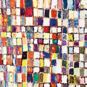 Up-cycling : les tapis Boucharouite au musée