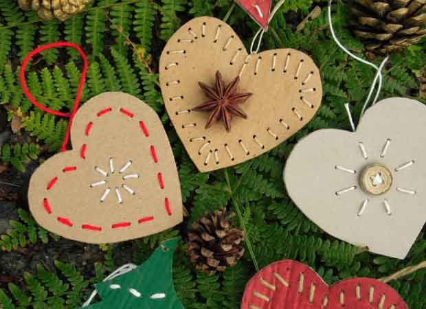 DIY : Décorations de Noël