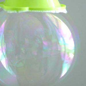 Recette de bulles de savon géantes