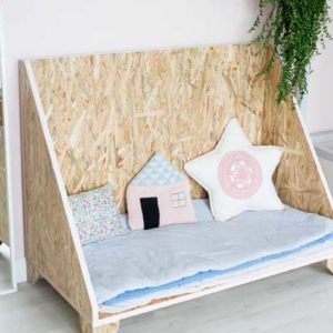 12 projets minimalistes <br>pour la chambre des kids 2