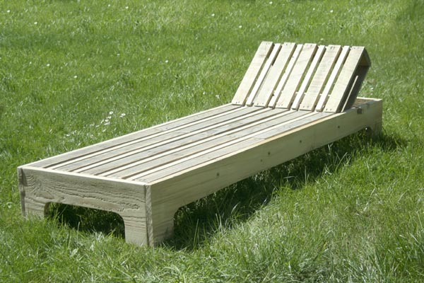 Fabriquer Chaise En Bois. Interesting Full Size Of Paille Exterieur ...