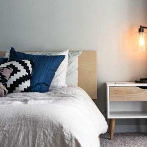 Linge de lit, oreillers et couettes :<br>4 marques locales et écolo-friendly