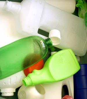 Prévention des déchets : Fabriquer ses produits ménagers