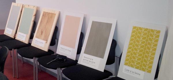 Déco écolo : Ateliers «Je peins au naturel»