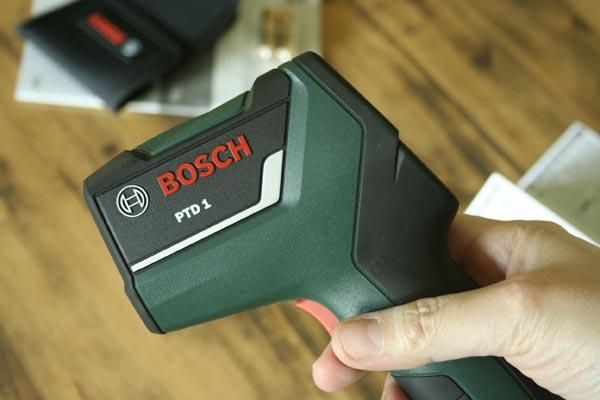 Test produit : le détecteur thermique Bosch