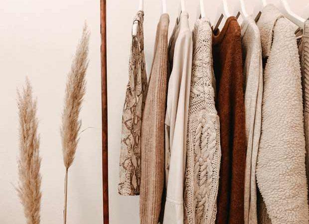 Minimalisme : Mon dressing (enfin !) bien organisé