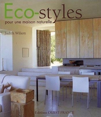 Eco styles pour une maison naturelle
