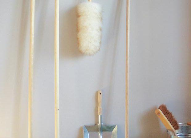 Ménage : Un équipement durable