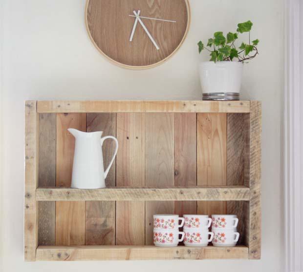 etag re en palettes esprit cabane idees creatives et. Black Bedroom Furniture Sets. Home Design Ideas