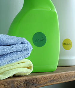 Etiquetter les produits faits maison