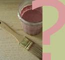 FAQ recettes de peinture – 1